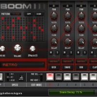 Boom Pro Tools Drums