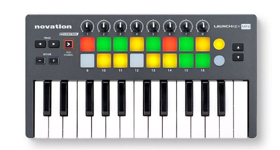 Novation Launchkey 25-Key Mini
