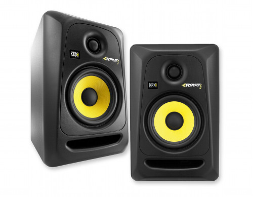 KRK Rokit 5 G3 Studio Monitors