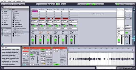 Ableton Live Recording