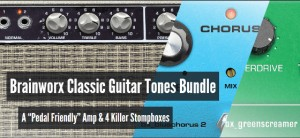Brainworx Classic Guitar Tones Bundle