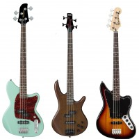 Cheap Bass Guitars