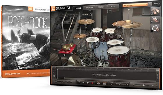 EZdrummer 2 Post-Rock