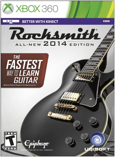 Rocksmith: The Best Way to Learn Guitar? : rocksmith