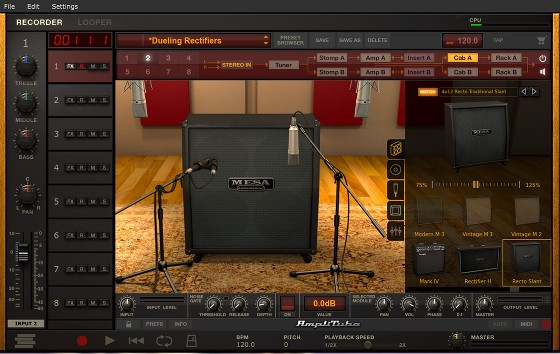 AmpliTube 4 Tips