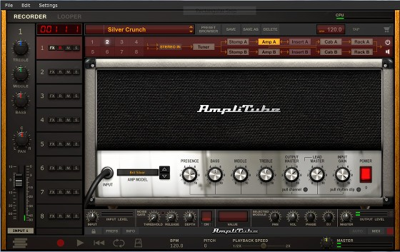 amplitube 4 no bullshit review and video walkthrough masters of music