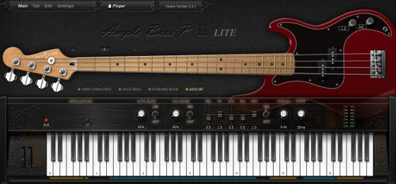 Ample Bass Precision Lite 2