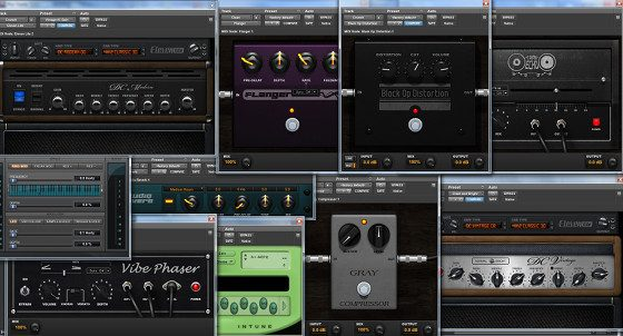 Focusrite Creative Pack Pro Tools Plugins