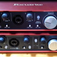 Focusrite Scarlett 2i2 vs 2i4 comparison review