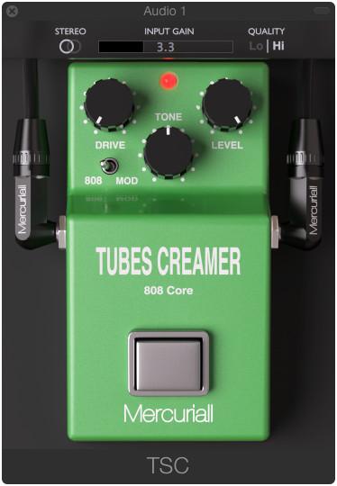 Free Tubes Creamer 808 pedal