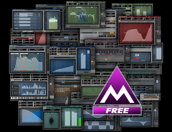 Get 30 Free Plugins with Melda's MFreeEffects Bundle