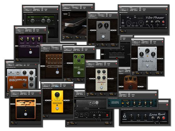 Pro Tools Stomp Box Plugins