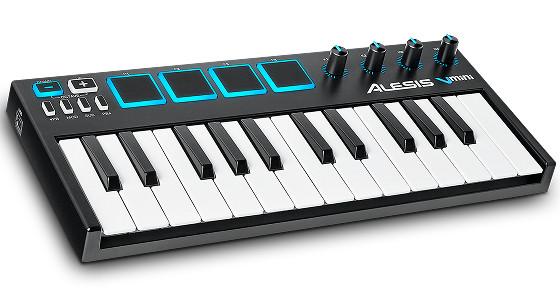 Alexis Midi Keyboard : alesis v mini midi keyboard controller review and v25 comparison video masters of music ~ Vivirlamusica.com Haus und Dekorationen