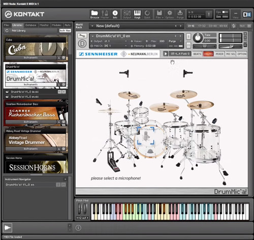 Top Free Virtual Instrument and Drum Library – Sennheiser