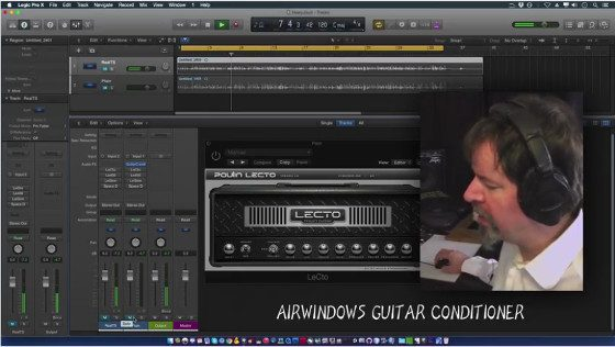 Airwindows Guitar Conditioner