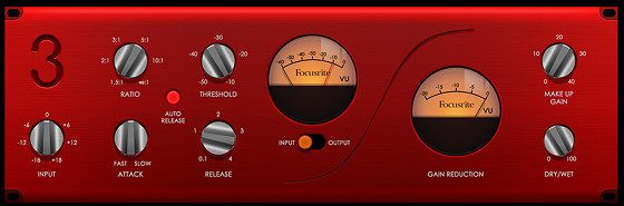 Red Compressor Plugin