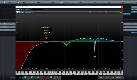 EQ Guitar Curve