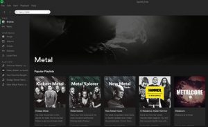 Spotify Metal Sucks