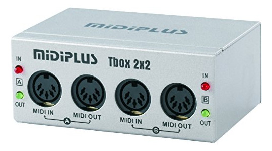usb-midi-interface