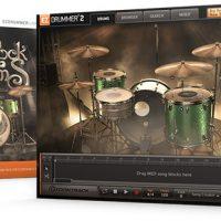 Big Rock Drums EZX