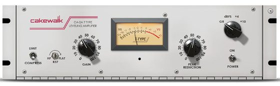 CA-2A Compressor Plugin
