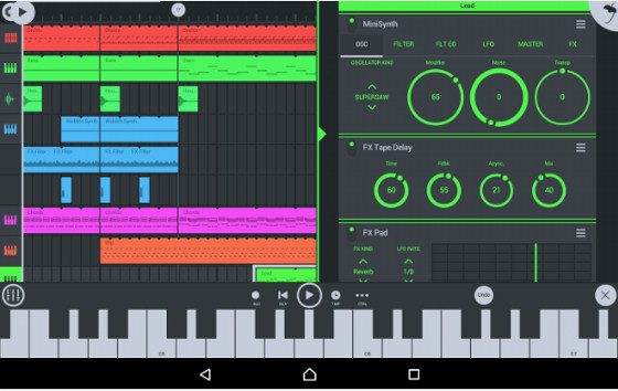 FL Studio Mobile 3