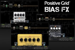 Positive Grid BIAS FX LE