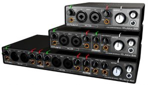 Roland Rubix USB Audio Interfaces