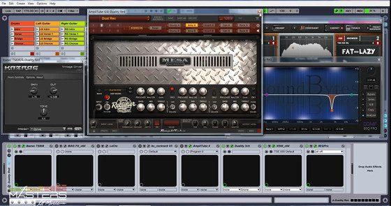 AmpliTube vs Thermionik Dual Rectifier Comparison