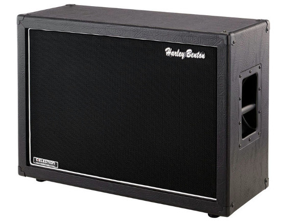 Quick Review: Harley Benton G212 Vintage Cabinet with