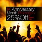 IK Anniversary Sale