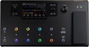 Line 6 Helix LT Pedal