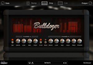 Bulldozer Amp Sim