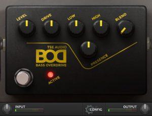 TSE BOD Bass Plugin