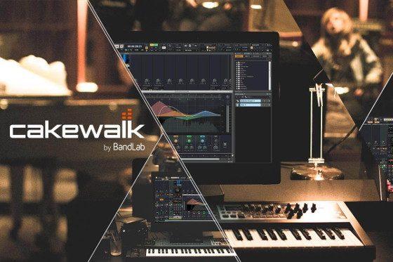 Cakewalk Free DAW