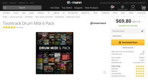 Toontrack Software Cheap
