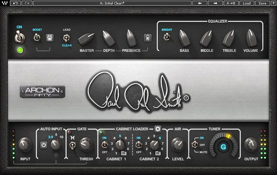 New PRS SuperModels Amp Sim Pack from Waves (Video) | Masters of Music